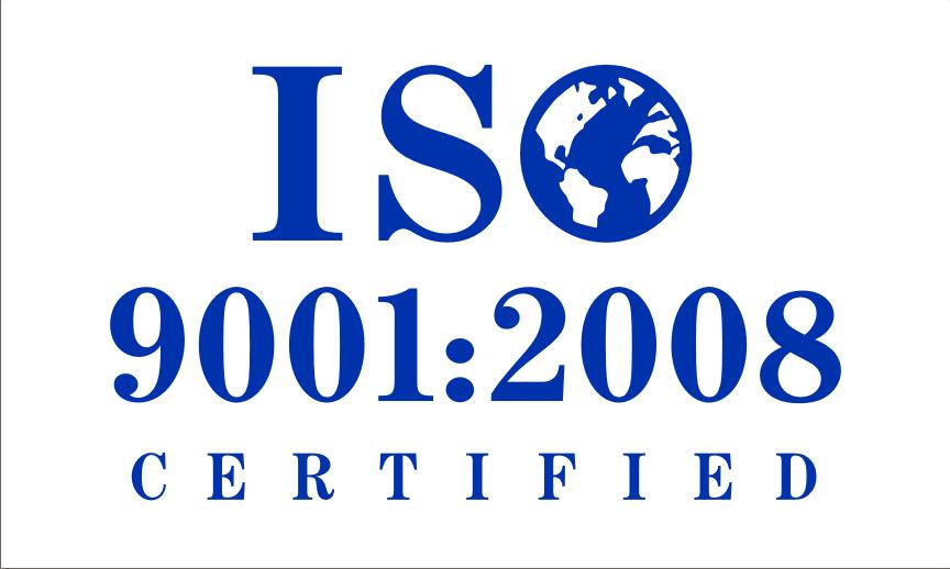 ISO9001 Kalite Standartlarında Bir Firmayız